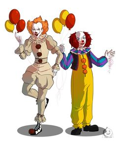 Znalezione obrazy dla zapytania pennywise two cents Horror Movie Characters, Horror Movies, Disney Characters, Fictional Characters, What Is My Life, Steven King, Pennywise The Clown, Are You Scared, Scary Stories