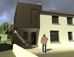 Kent Road, Cork : Meltedsnow Architects