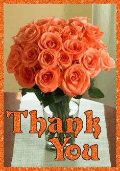 Thanks Gif 15 - Thanks Animated Gif, Pictures, Photos Thank You Qoutes, Thank You Messages Gratitude, Thank You Wishes, Thank You Greetings, Morning Greetings Quotes, Thank You Cards, Welcome Flowers, Thank You Flowers, Flowers Gif