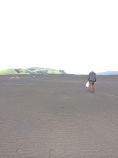 West Auckland desert / sand dunes