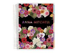 2015 life planner -photo floral