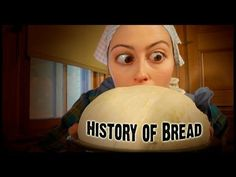 Untamed Science Video-The History of Bread: The Chemistry of Baking Soda and Yeast (5:03)