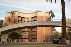 The good old days at ASU.. I loved standing on this bridge looking at Palm Walk on the first day of classes.  It was a SEA of people.