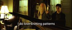 You feel a strong sense of joy and solidarity each time you find out someone you know also knits.