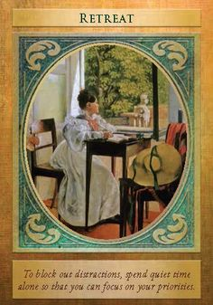 Oracle Card Retreat | Doreen Virtue | official Angel Therapy Web site