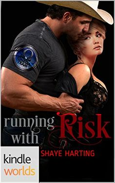 The Omega Team: Running With Risk (Kindle Worlds Novella) by [Harting, Shaye]