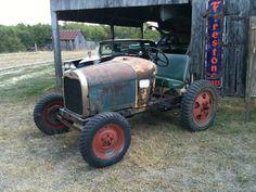 doodlebug tractor - Google Search