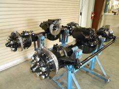 Boyce Equipment | Rockwell 2.5 Ton Axles