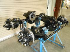 Boyce Equipment   Rockwell 2.5 Ton Axles   $12,000