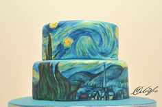 Image result for art cakes