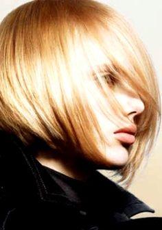 Perry George Salon & Spa Brazilian Blowout and cut. Graduated Haircut, Graduated Bob, Warm Blonde, Brazilian Blowout, Short Bob Haircuts, Hair Skin Nails, Beauty Hacks, Beauty Tips, Cute Hairstyles