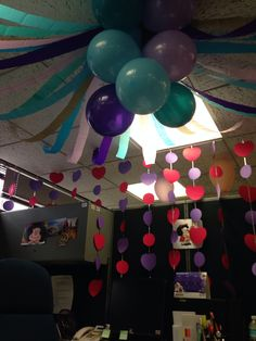 1000 Images About B Day Cubicles On Pinterest Office