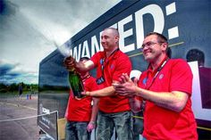 Scania: Ireland's Gabriel Warde wins Scania's Young Truck Driver Competition.