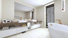 Clawfoot Bathtub, 3d Design, Bathroom, Washroom, Full Bath, Bath, Bathrooms