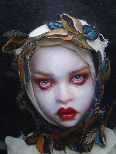 Alice by Anita Collins - creeptastic