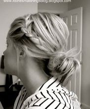 someone needs to teach me how to braid!!!!