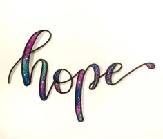 Letter Lovers: bianca_helali zu Gast im Lettering Interview Hand Lettering Quotes, Creative Lettering, Brush Lettering, Handwritten Typography, Handwritten Letters, Calligraphy Words, How To Write Calligraphy, Modern Calligraphy, Words Of Hope