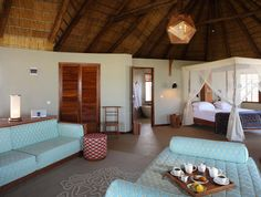 Coral Lodge 15.41 Mozambique Beaches, Coral, Beach Villa, Africa Travel, Beach Resorts, Bed, House, Furniture, Villas