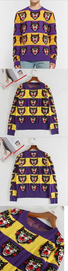Sweaters 63866: Autumn Winter Occident Fashion Round Neck Long Sleeve Knitted Pullovers Sweater -> BUY IT NOW ONLY: $35.99 on eBay!