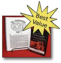 Featherweight DVD set with book. Covers home maintenance in depth. Current price is $85.00