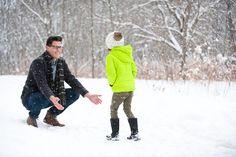 Photography by Kat | The Reesor Family | Winter Ambassador Family