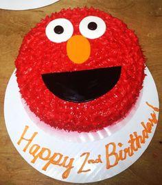 Elmo 2nd Birthday Cake Bake Your Day, LLC - Alexandria, LA www.facebook.com/bakeyourdayllc (318) 229-0299 bakeyourdayllc@hotmail.com