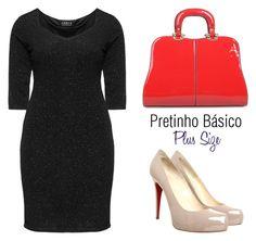 """""""pretinho básico"""" by gessilene-ferreira on Polyvore"""