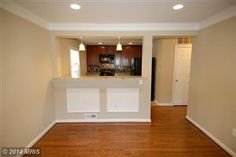 Separate dining room with pass thru to kitchen. COMPLETELY remodeled 3 bed/2.5 Bath Single Family Home in Woodbridge, VA  $289,990  Looking to Sell, Buyer or invest?  Info@AJTeamRealty.com or SellMyHome.NOVA