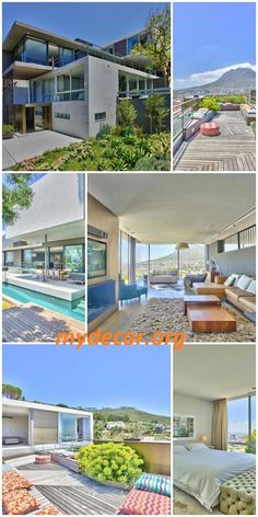 Overlooking the Panoramic Views in the Villa Saebin in South Africa     Normally we strongly consider the qualities of the location when we are planning to construct a new house or even remodel our old residence. We see to it that the new house design will complement with the site or the...