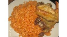 How to cook Nigerian Coconut Rice