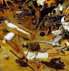 The Triumph of Death (Detail) - Pieter Bruegel the Elder