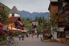 Vail, Colorado - Love this place any time OCD the year!