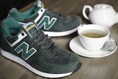 New Balance 576 Tea Pack - End Clothing Release Party