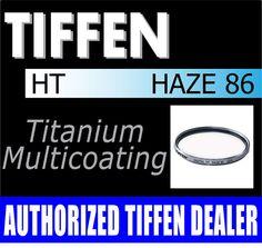 Tiffen Digital HT - 52mm HAZE 86 Filter **AUTHORIZED TIFFEN USA DEALER** | eBay