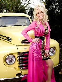 Dolly Parton. Southern brilliance, brains and beauty.