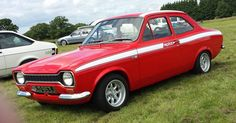 Mexico Escort Mk1, Ford Escort, Ford Classic Cars, Cool Cars, Old School, Automobile, Mexico, Mk 1, Racing