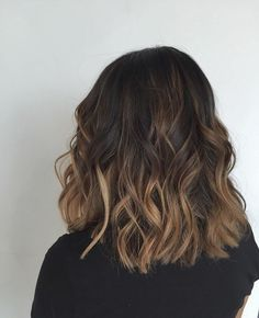 Long Wavy Ash-Brown Balayage - 20 Light Brown Hair Color Ideas for Your New Look - The Trending Hairstyle Brown Hair Balayage, Brown Blonde Hair, Light Brown Hair, Brunette Hair, Hair Highlights, Mousy Brown, Short Balayage, Rich Brunette, Brown Brown