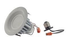 Atlanta Light Bulbs Product Spotlight: LED Retrofit Option For A 4 Recessed  Can