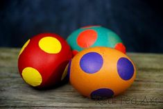 toddler Easter eggs