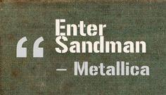 7 versiones de Enter Sandman de Metallica - BENALMADELMAN