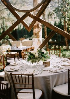 Calamigos Ranch Wedding // Erica + Brett // Lucky Day Events Co. // Allie Lindsey Photography