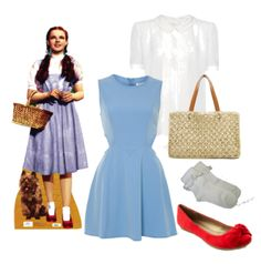 Dorothy from The Wizard of Oz Halloween Costume