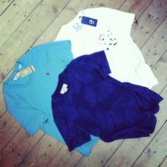 New tees from @originalpenguin are IN! Exclusively available in store at JunQi.