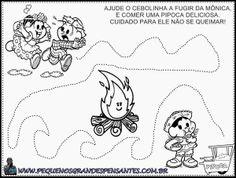 Pequenos Grandes Pensantes.: Atividades Inéditas para Festas Juninas - Educação...