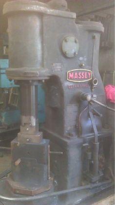 Power hammer via @william_hardie