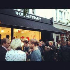 wolf and badger full bloom new designer party