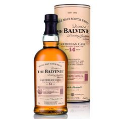 UK distributor First Drinks is rolling out The Balvenie Caribbean Cask 14 Year Old Scotch to the British market this September.