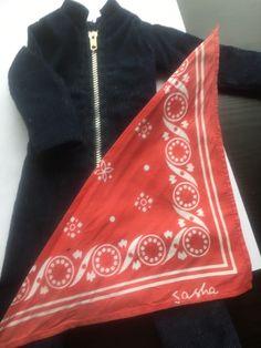 Vintage full original jumpsuit with scarf for Gregor. Good condition   eBay!