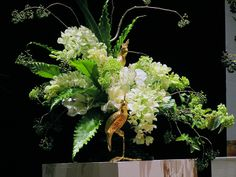 Ron Morgan design for SF's Bouquets to Art
