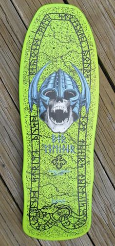 POWELL & PERALTA SKATEBOARDS